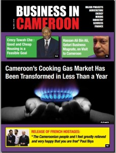 Partenaire Business in Cameroon Mag