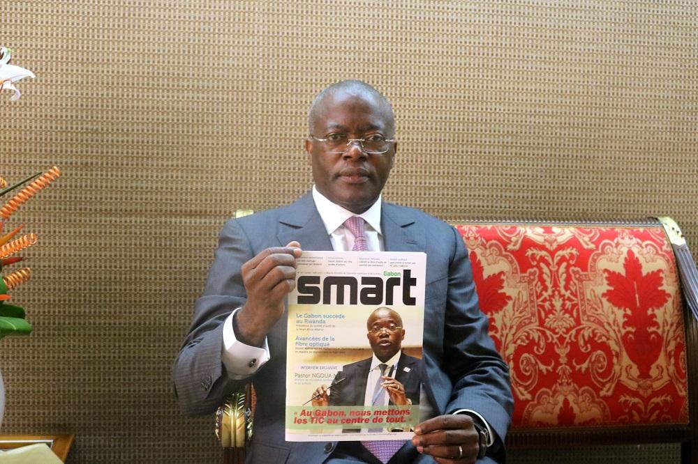 Pastor Ngoua et Smart Gabon