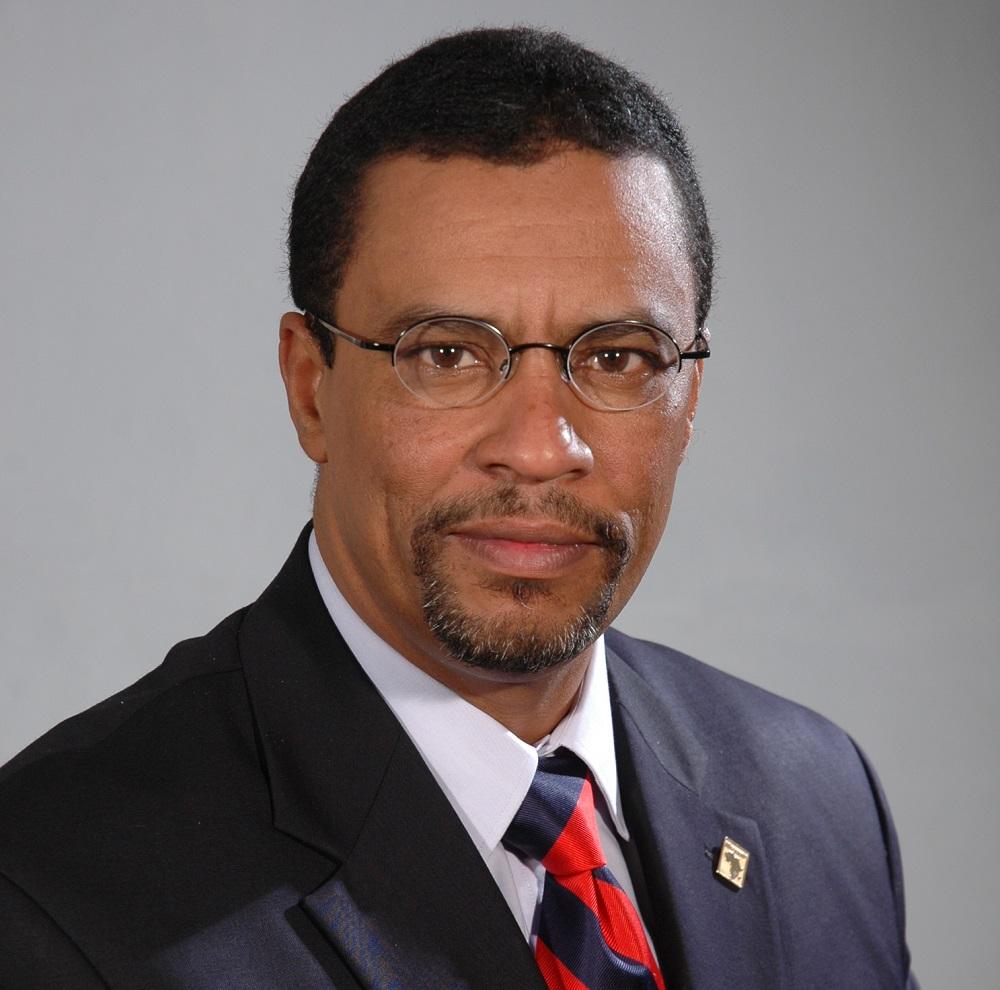 Moctar Yedaly, le chef de la Division de la Société de l'information, de l'Infrastructure et de l'Énergie de l'Union africaine.